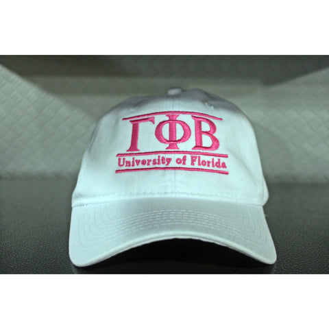 Gamma Phi Beta Adjustable Hat