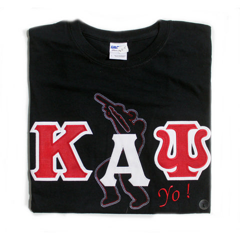 Kappa Alpha Psi Two-Tone Tee