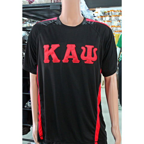 Kappa Alpha Psi Color Block Tee