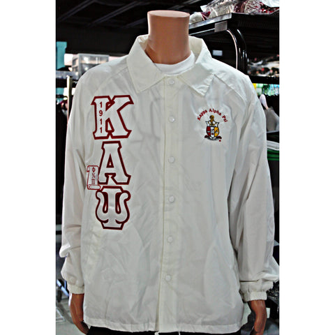 Kappa Alpha Psi Jacket W/Crest