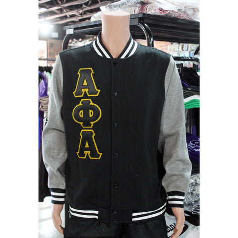 Alpha Phi Alpha Cotton Jacket