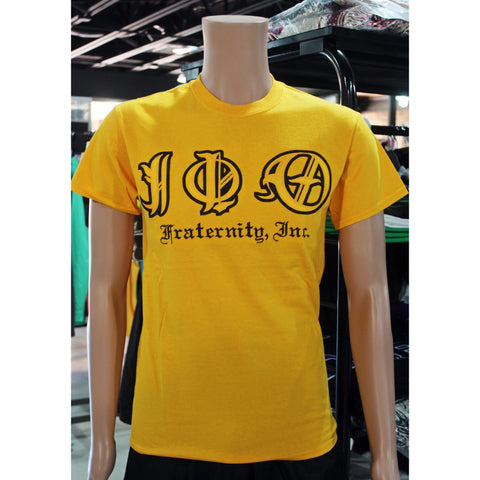 Iota  Phi Theta Old English Tee