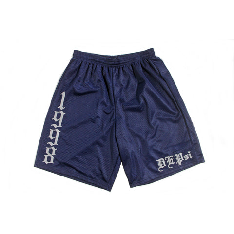 Delta Epsilon Psi Basketball Shorts