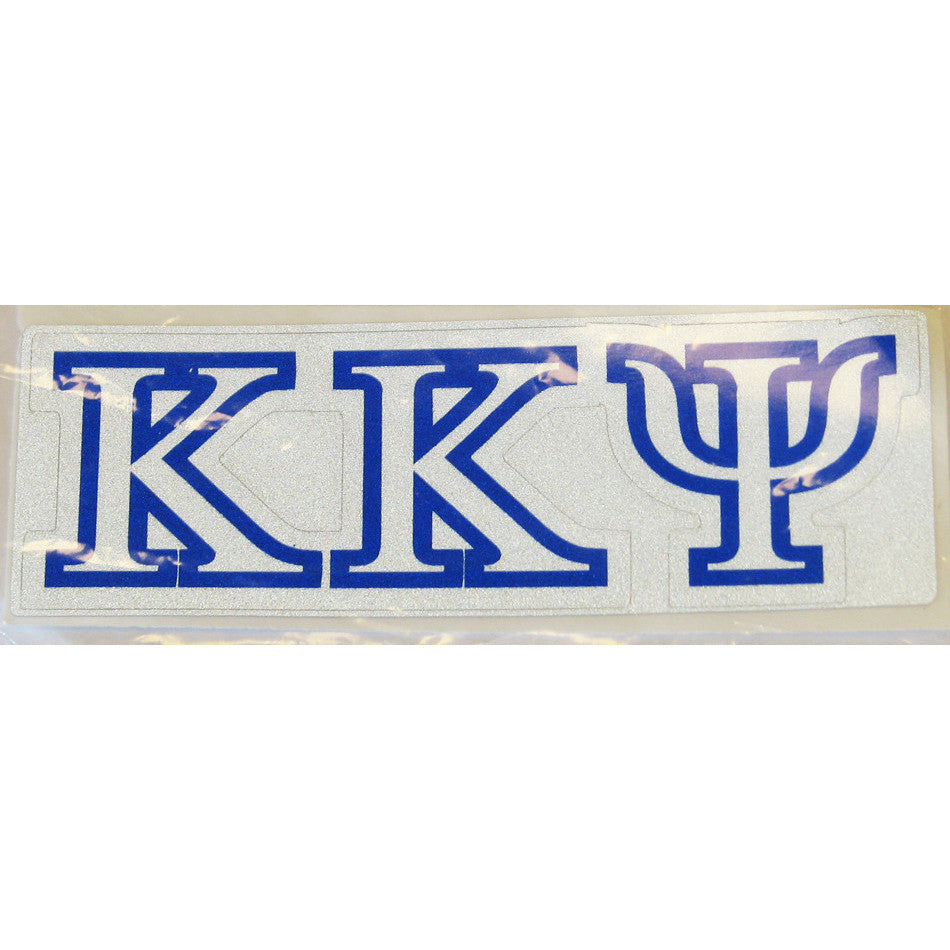 Kappa Kappa Psi Decal