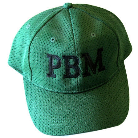 Progressive Black Men Pro Mesh Cap Green