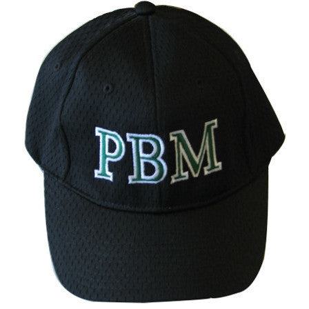 Progressive Black Men Pro Mesh Cap Black