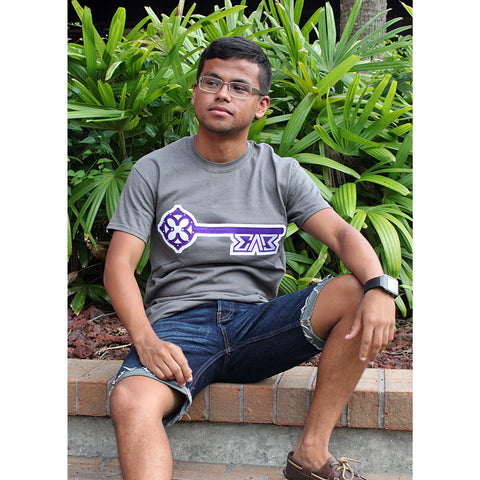 Sigma Lambda Beta Key Tee
