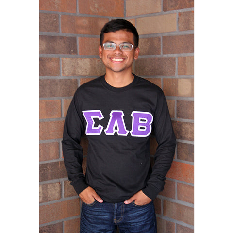 Sigma Lambda Beta Long Sleeve Tee