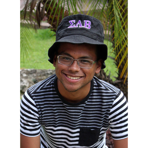 Sigma Lambda Beta Bucket Hat
