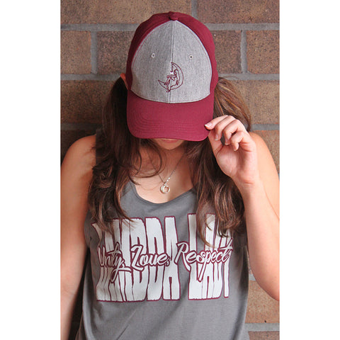 Lambda Theta Alpha Lady on the Moon Hat