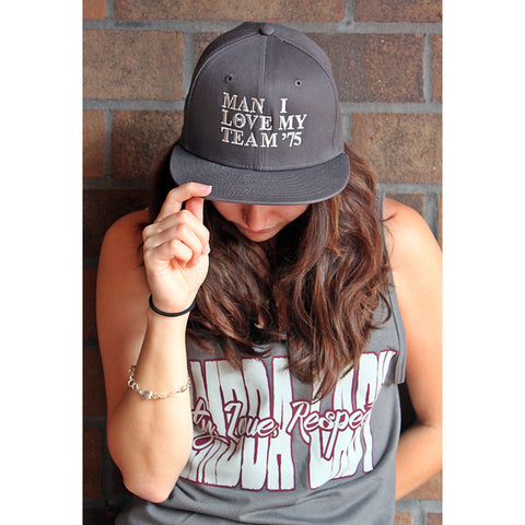 "Lambda Theta Alpha ""Man I love my team '75"" Hat"