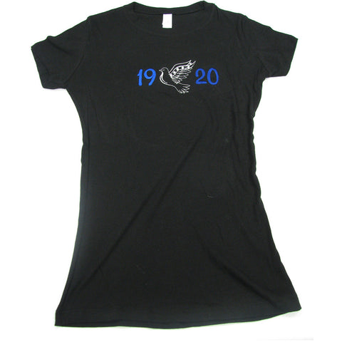 Zeta Phi Beta Embroidered Fit-Tee