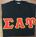 Sigma Lambda Upsilon Greek Tee
