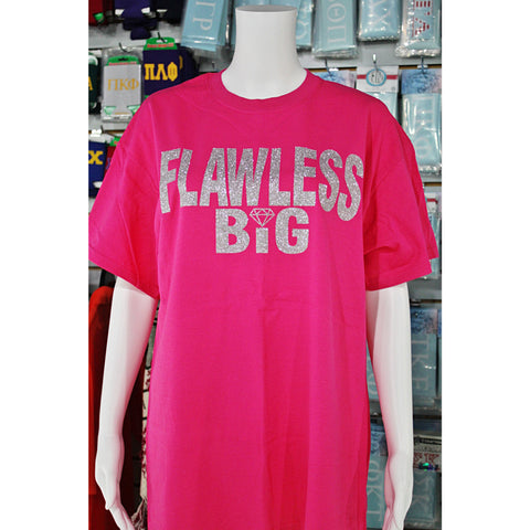 Flawless Big/Little Tee