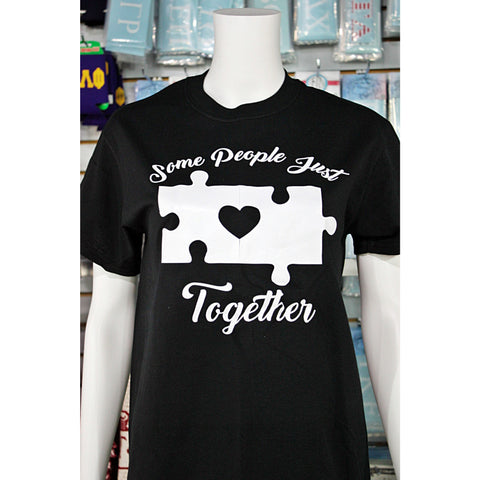 Some People Just Fit Together Tee