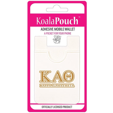 Kappa Alpha Theta Cell Phone Pouch