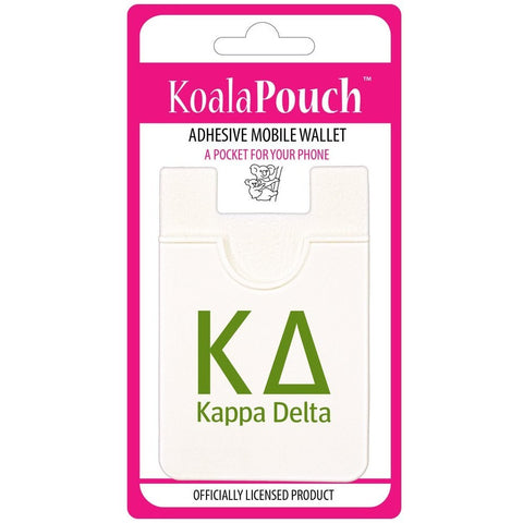 Kappa Delta Cell Phone Pouch