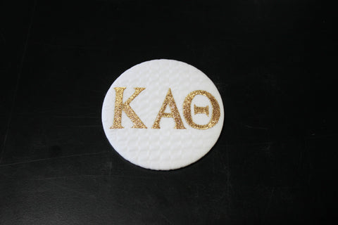 Kappa Alpha Theta Game Day Button