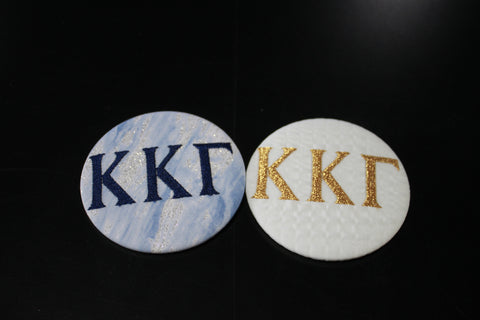 Kappa Kappa Gamma Game Day Button