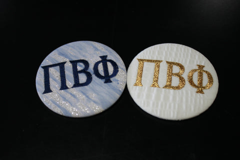 Pi Beta Phi Game Day Button