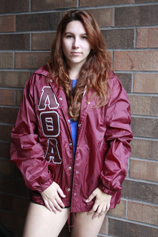 Lambda Theta Alpha Crossing Jacket