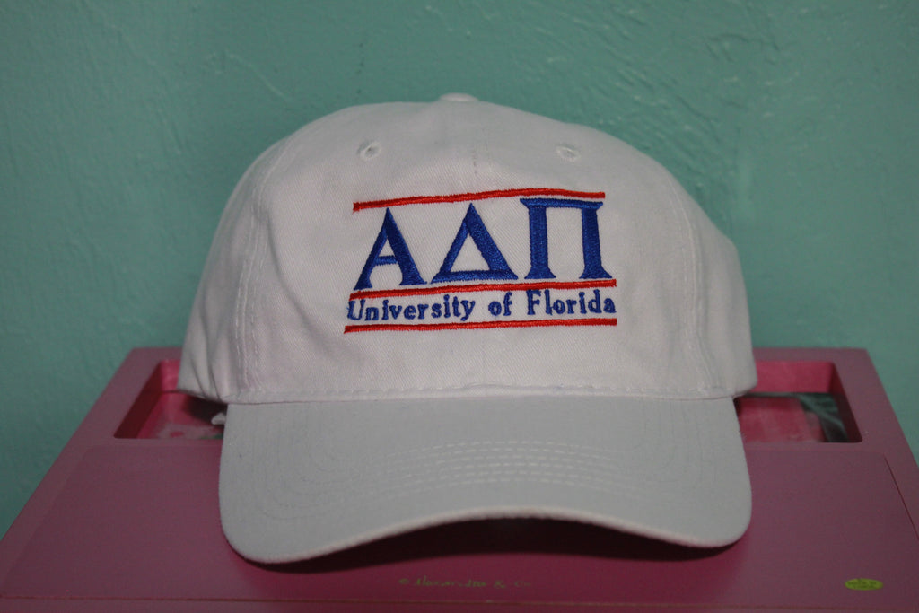 Alpha Delta Pi Traditional Greek Hat