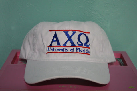 Alpha Chi Omega Traditional Greek Hat