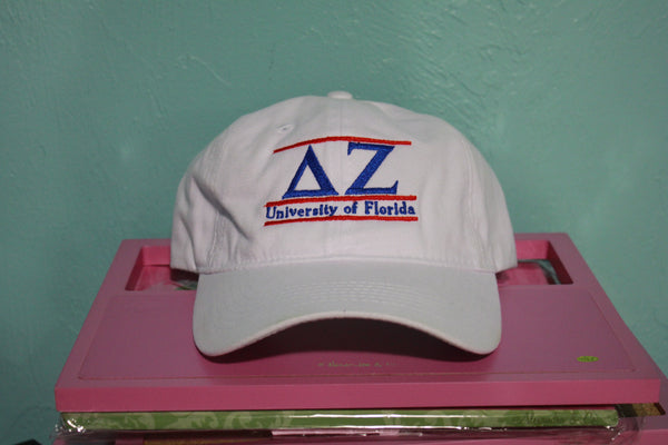 Delta Zeta University of Florida Traditional Greek Hat
