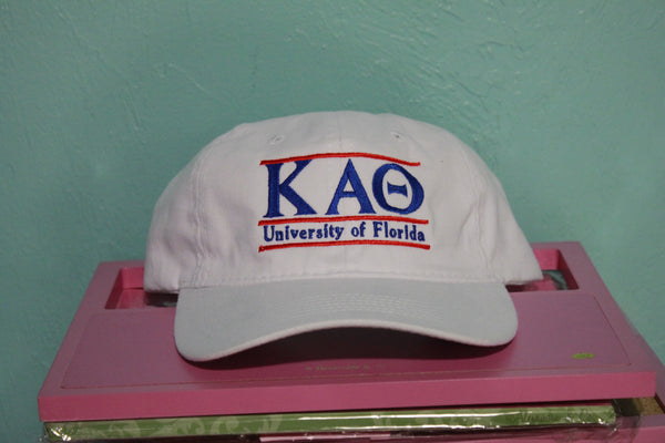 Kappa Alpha Theta University of Florida Traditional Greek Hat