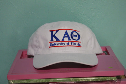 Kappa Alpha Theta Traditional Greek Hat