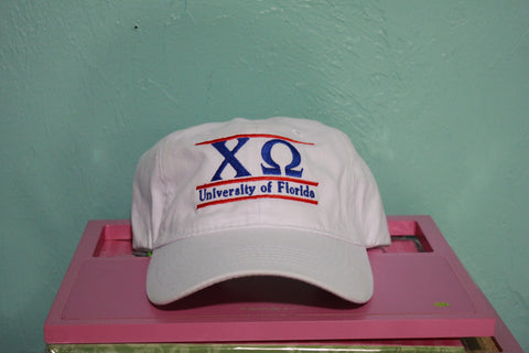 Chi Omega Traditional Greek Hat