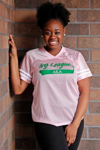 Alpha Kappa Alpha Replica Football Jersey