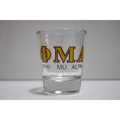 Phi Mu Alpha Toothpick Holder