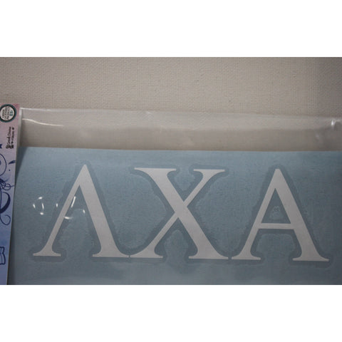 Lambda Chi Alpha Vinyl Decal