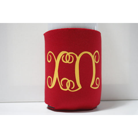 Chi Omega Coozie
