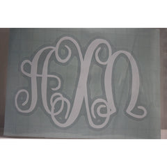 Alpha Chi Omega Vinyl Decal
