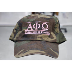 Alpha Phi Omega Traditional Greek Hat