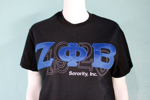 Zeta Phi Beta Sorority, Inc. Shirt