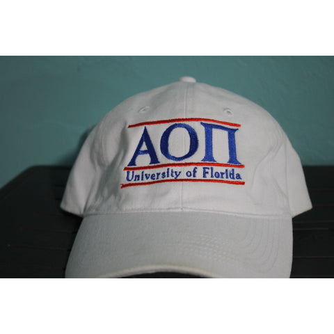 Alpha Omicron Pi Traditional Greek Hat
