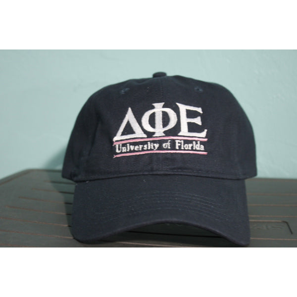 Delta Phi Epsilon Traditional Greek Hat