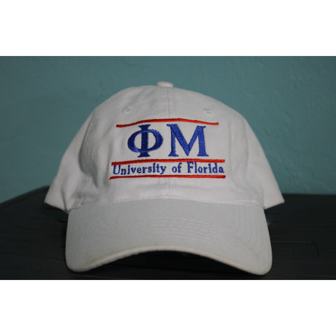 Phi Mu Traditional Greek Hat