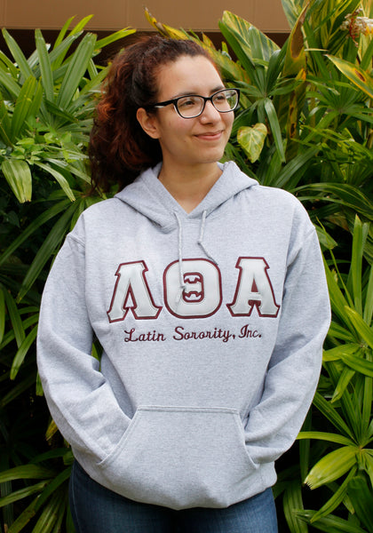 Lambda Theta Alpha Latin Sorority Inc Hoodie