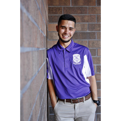 Sigma Lambda Beta Specialty Polo