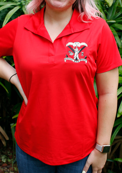 Chi Upsilon Sigma Dry-Fit Polo