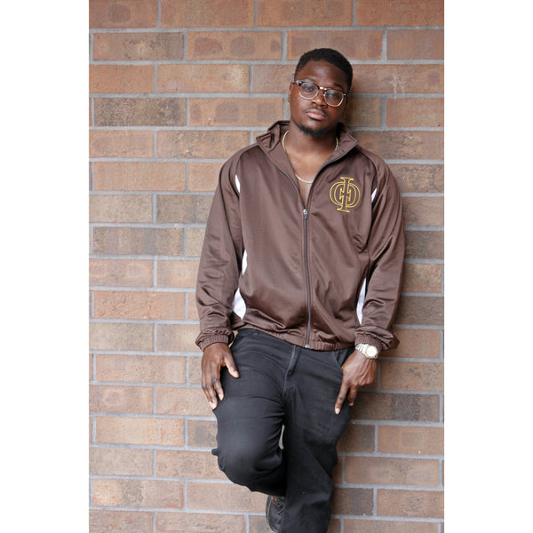 Iota Phi Theta Zip-Up Track Jacket