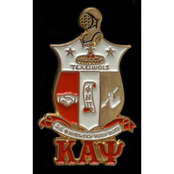 Kappa Alpha Psi Shield Pin