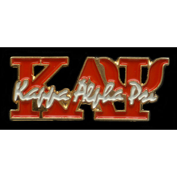 Kappa Alpha Psi Greek Signature Lapel Pin