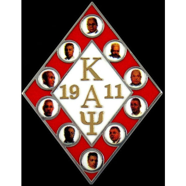 Kappa Alpha Psi Founders' Pin