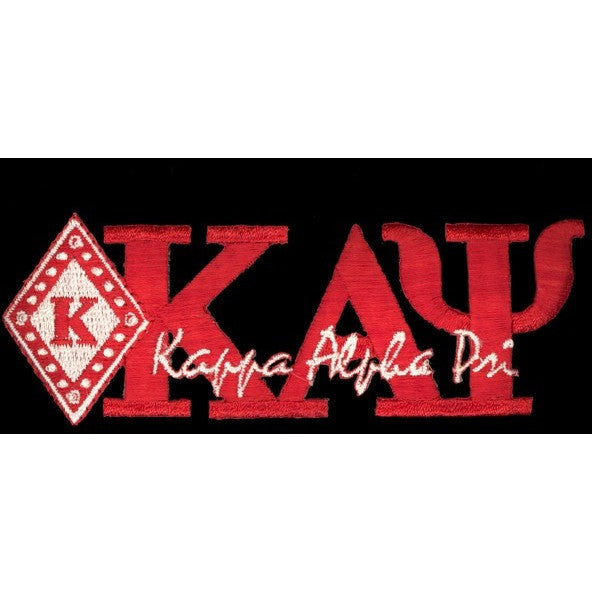 Kappa Alpha Psi New Image Patch