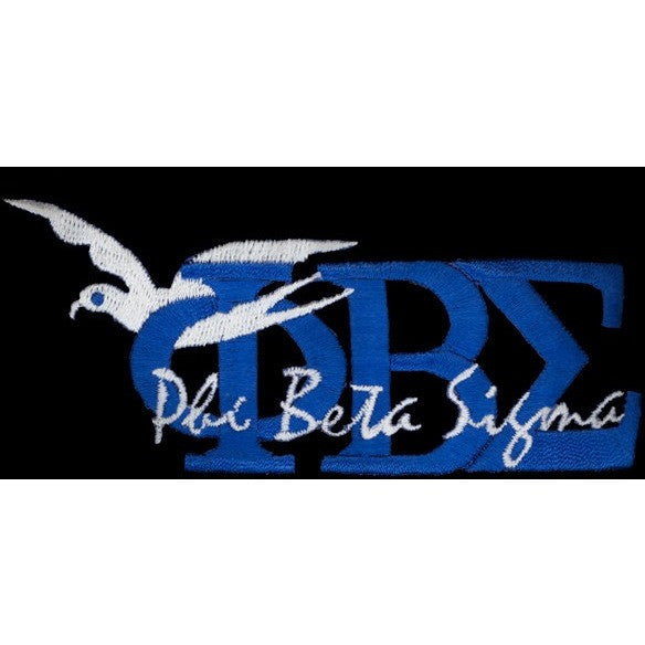 Phi Beta Sigma New Image Patch